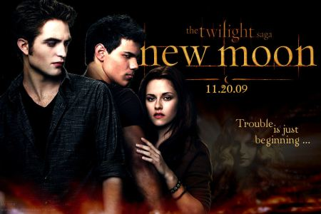 new moon poster desktop4 trouble beginning