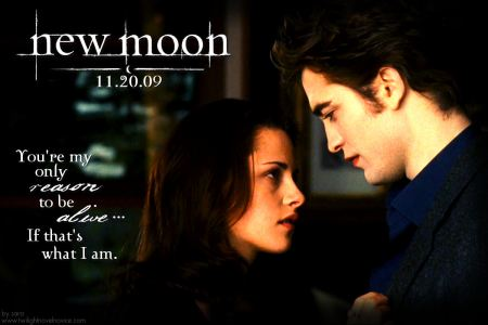 new moon only reason