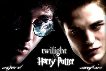 hp and twilight_wizard vampire