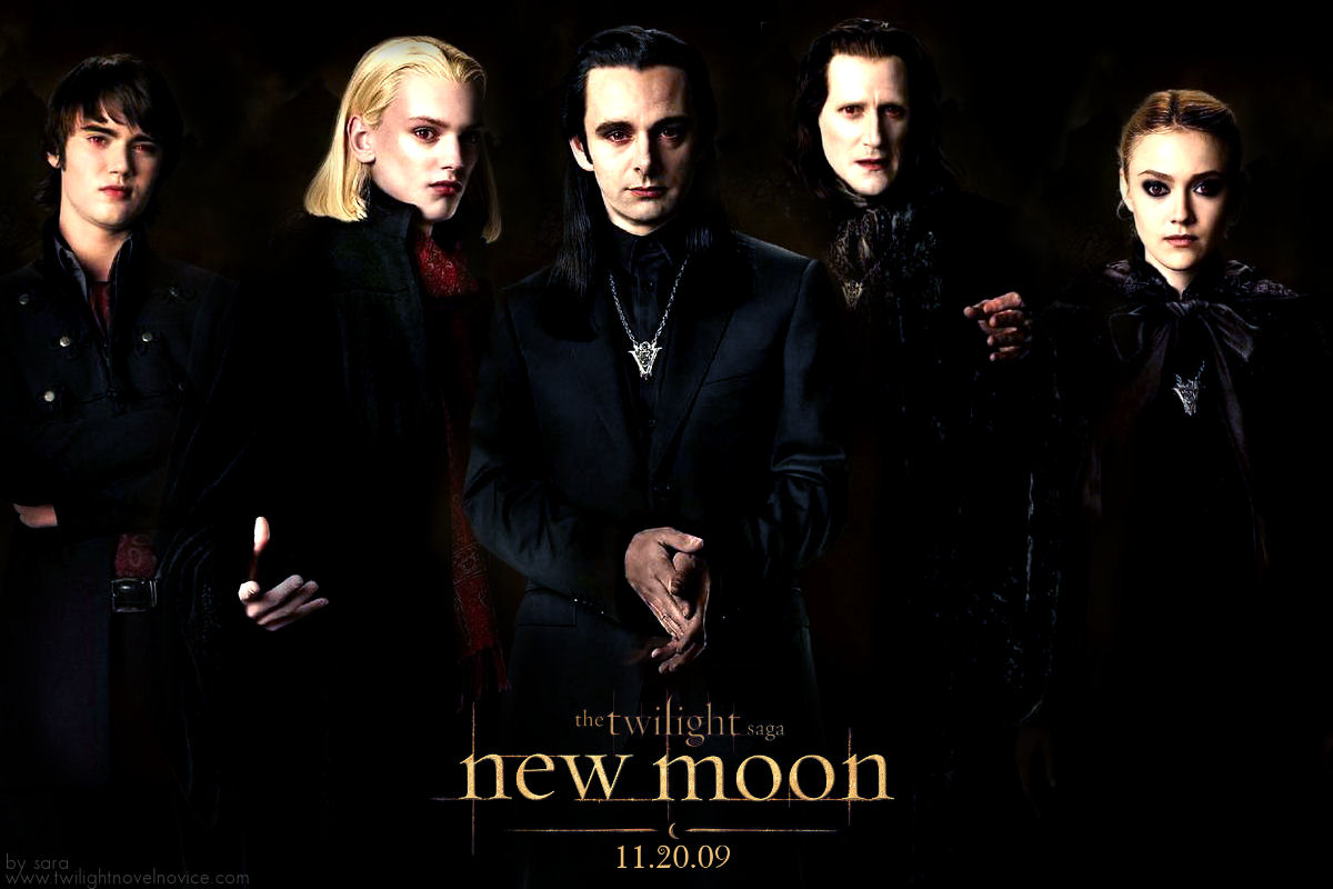Volturi new new moon desktop wallpapers for New moon vampire movie