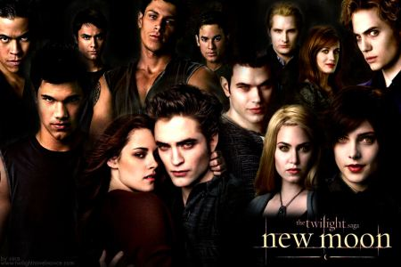 nm wolves and cullens