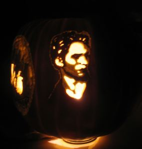 new moon edward pumpkin