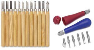 pumpkin shaving tools