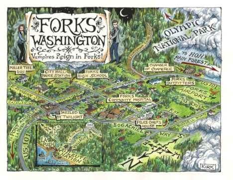tim kirk forks map