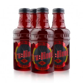 true blood bottles