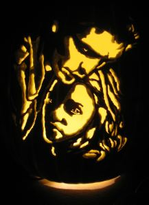 twilight poster pumpkin