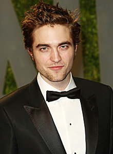 Robert Pattinson at Oscars
