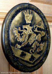 cullen crest plaque