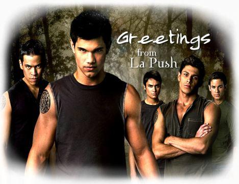 greetings from la push