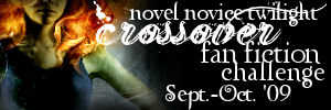 Novel Novice Twilight Challenge Sept.-Oct Winner Banner
